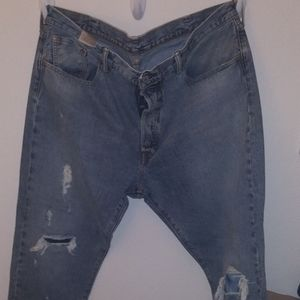 Levi's Custom Jeans
